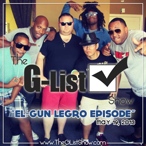 The G-List Show - 5-19-2013 Art