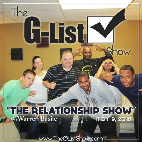 The G-List Show - 5-9-2013